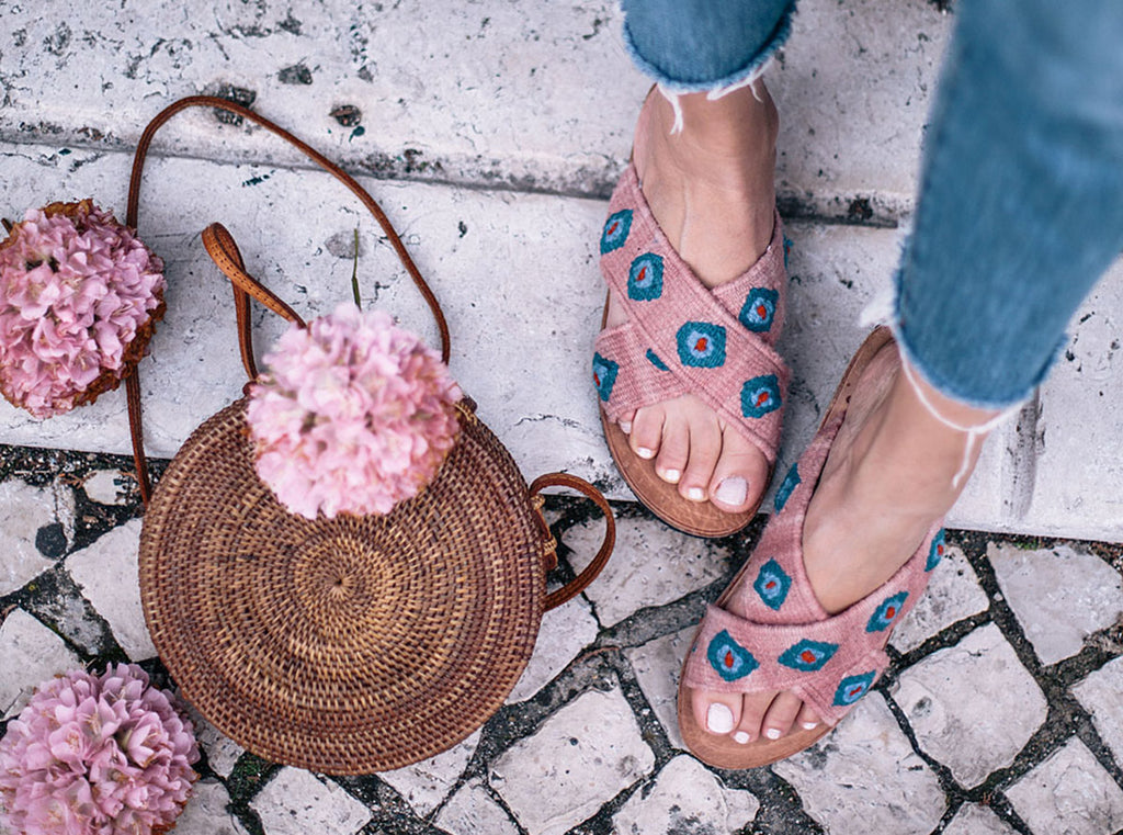 Laadi Designs Ethical Sandals