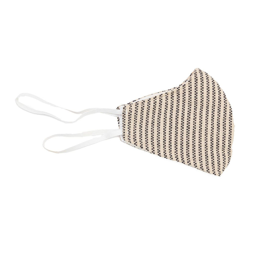 Cotton Face Mask - Stripes