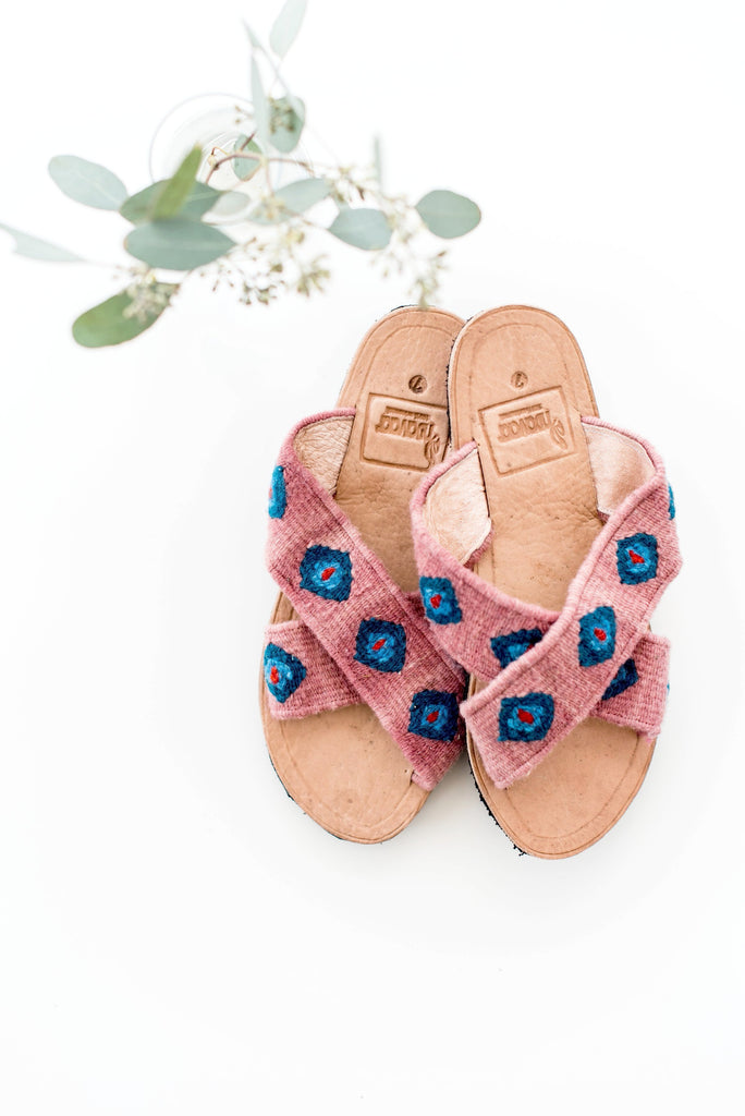 Lady A Sandals