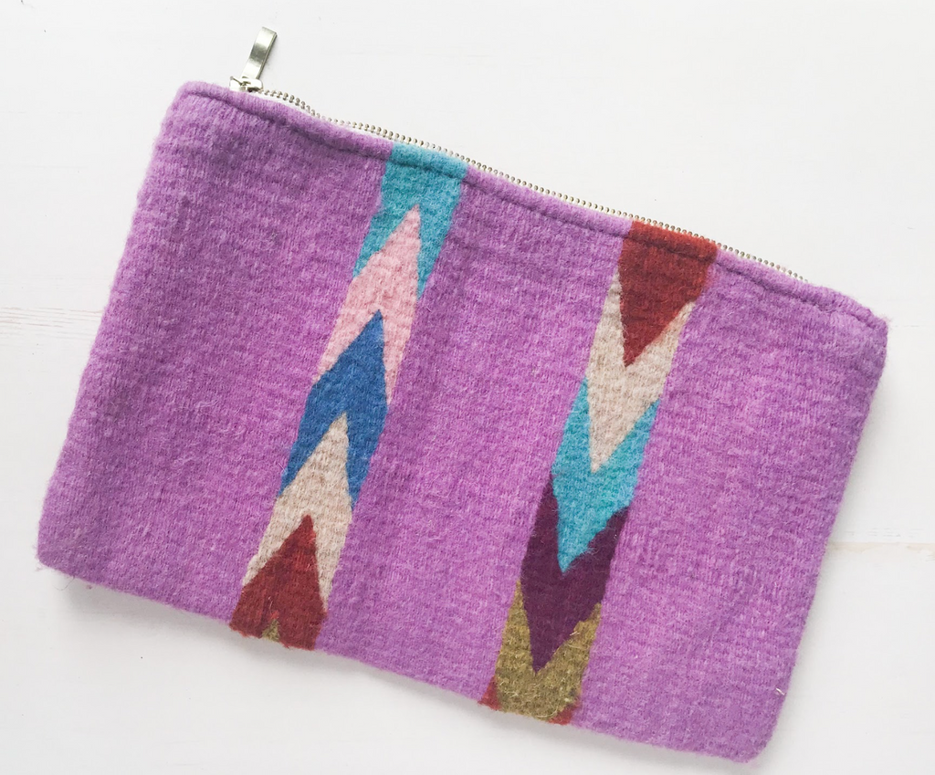Arrows Envelope Clutch