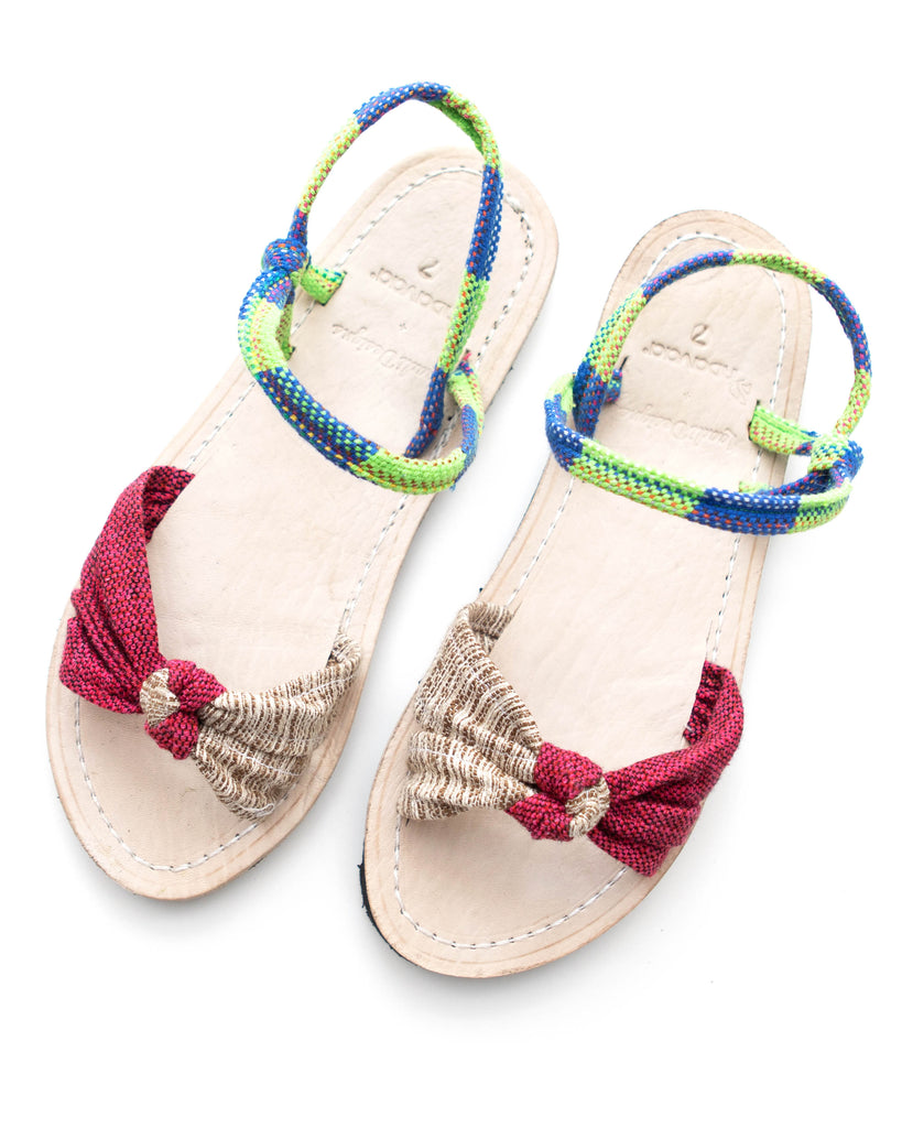 Willa Bowfriend Laadi Designs Sandals
