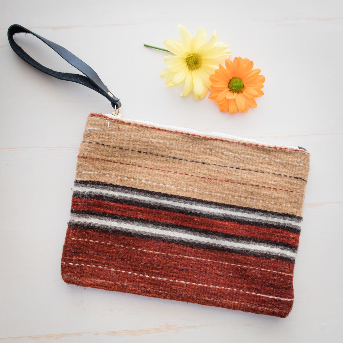 Brown Thelma Clutch