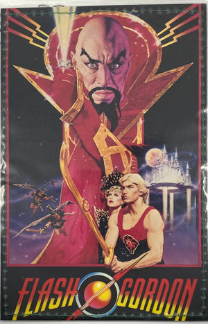 Flash Gordon original Fortune wallet