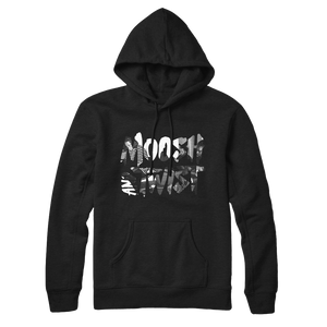 Moosh & Twist Logo Hoodie - Moosh and Twist Official Store and Tour Merch -- All Of A Sudden -- Out Now