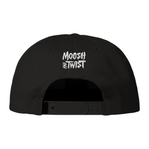 All Of A Sudden Snapback - Moosh and Twist Official Store and Tour Merch -- All Of A Sudden -- Out Now