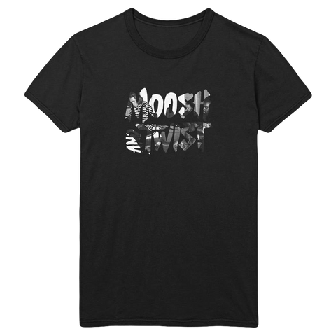 Moosh & Twist Logo T-Shirt - Moosh and Twist Official Store and Tour Merch -- All Of A Sudden -- Out Now