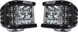 Rigid Industries D-SS Side Shooter Pair