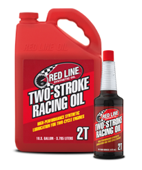 Redline 2 Stroke Racing Oil