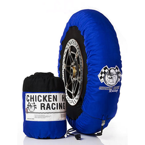 Chicken Hawk Tire Warmers Classic Pole Position 3 Temps