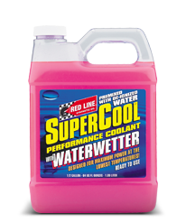 Redline SuperCool with WaterWetter®