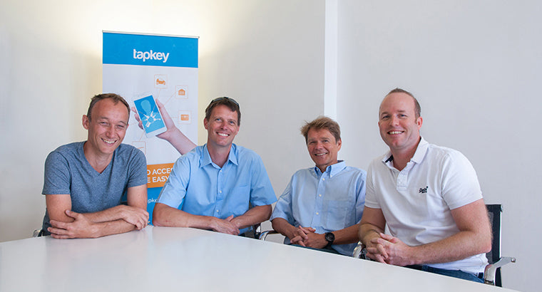 Tapkey Management Team