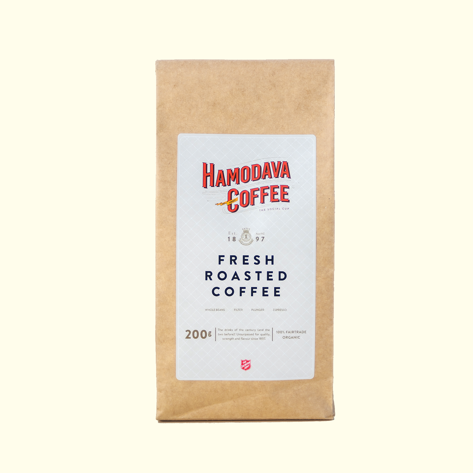 Hamodava Fresh Roasted Coffee