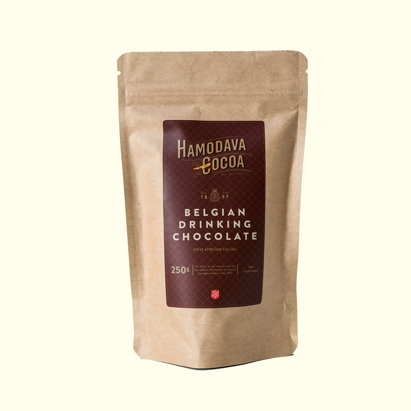 Hamodava Belgian Hot Chocolate