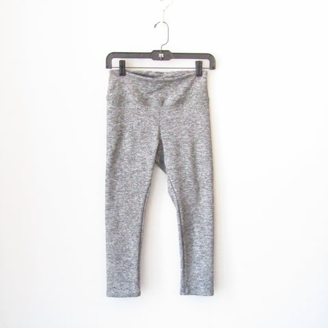 AFC Spacedye Heather Legging - Light Grey