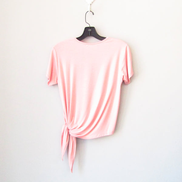 AFC Asymetric Ballet Top - Pink