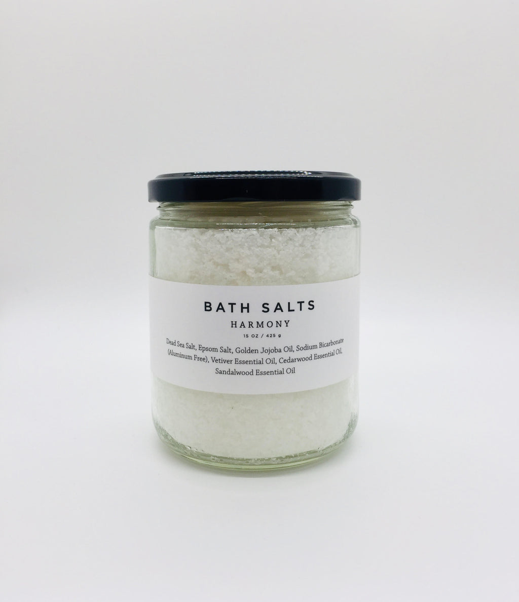 Slow North - Harmony Bath Salts