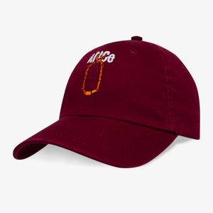 TRIBAL CORAL BEAD DAD HAT