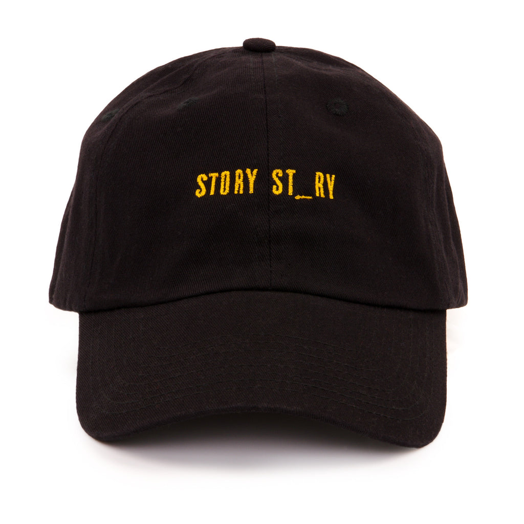 """STORY STORY"" DAD HAT - ancoofficial"