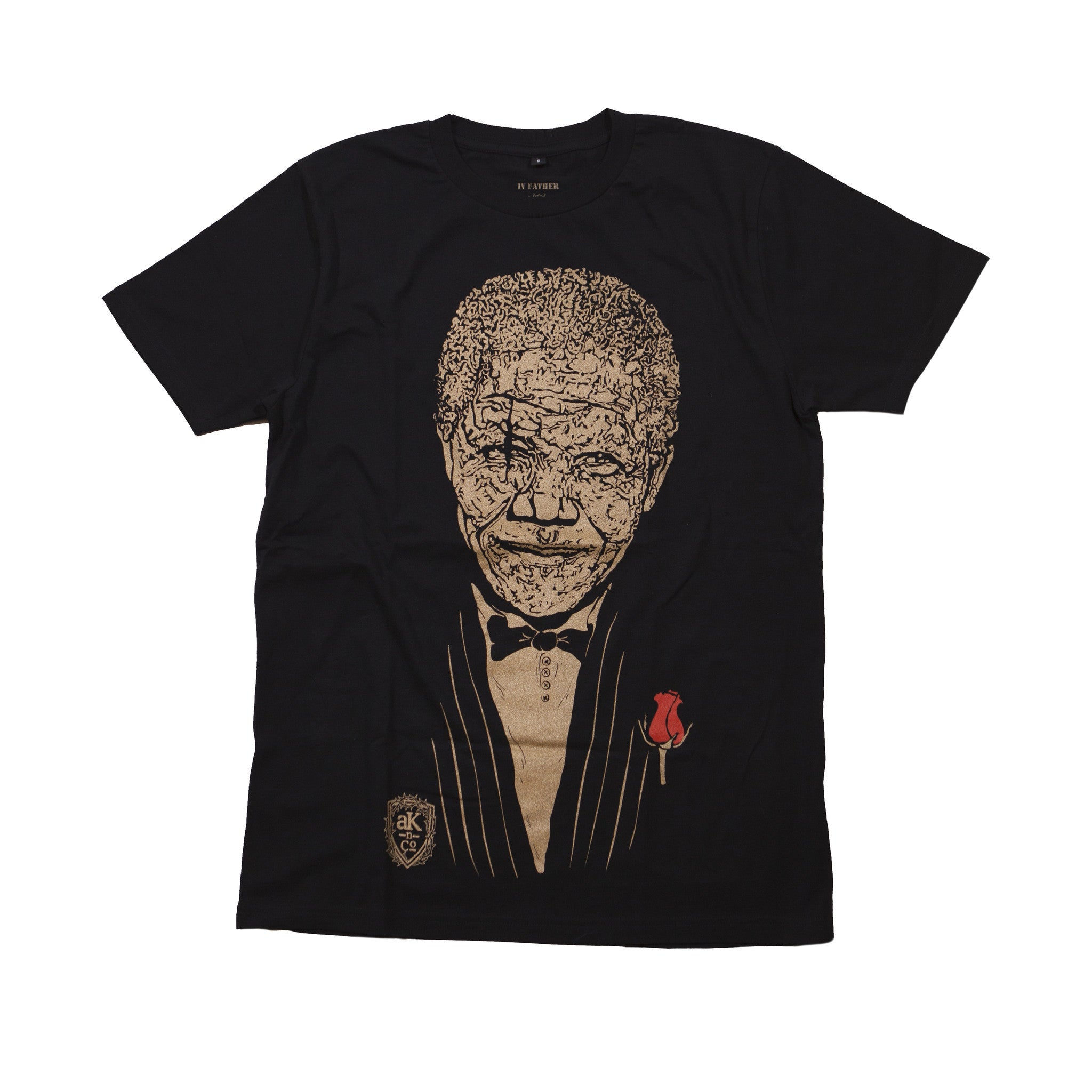 MANDELA IV FATHER TEE - ancoofficial