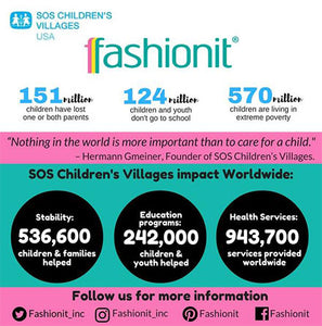 SOS Children's Village X Fashionit