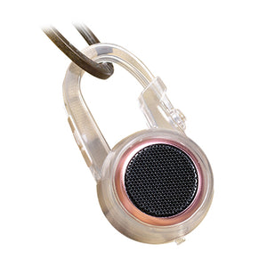 Micro Speaker Holder Clear| - Fashionit USpeakers