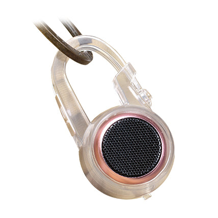 Micro Speaker Holder Clear - U Speakers