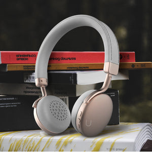 U Wireless Headphones - White|Tech - Fashionit USpeakers