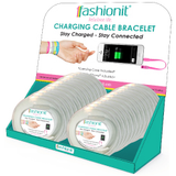 Cable Bracelet Pack|Tech - Fashionit_inc