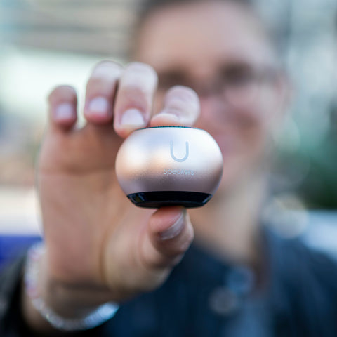 U Mini Speaker Gold - U Speakers