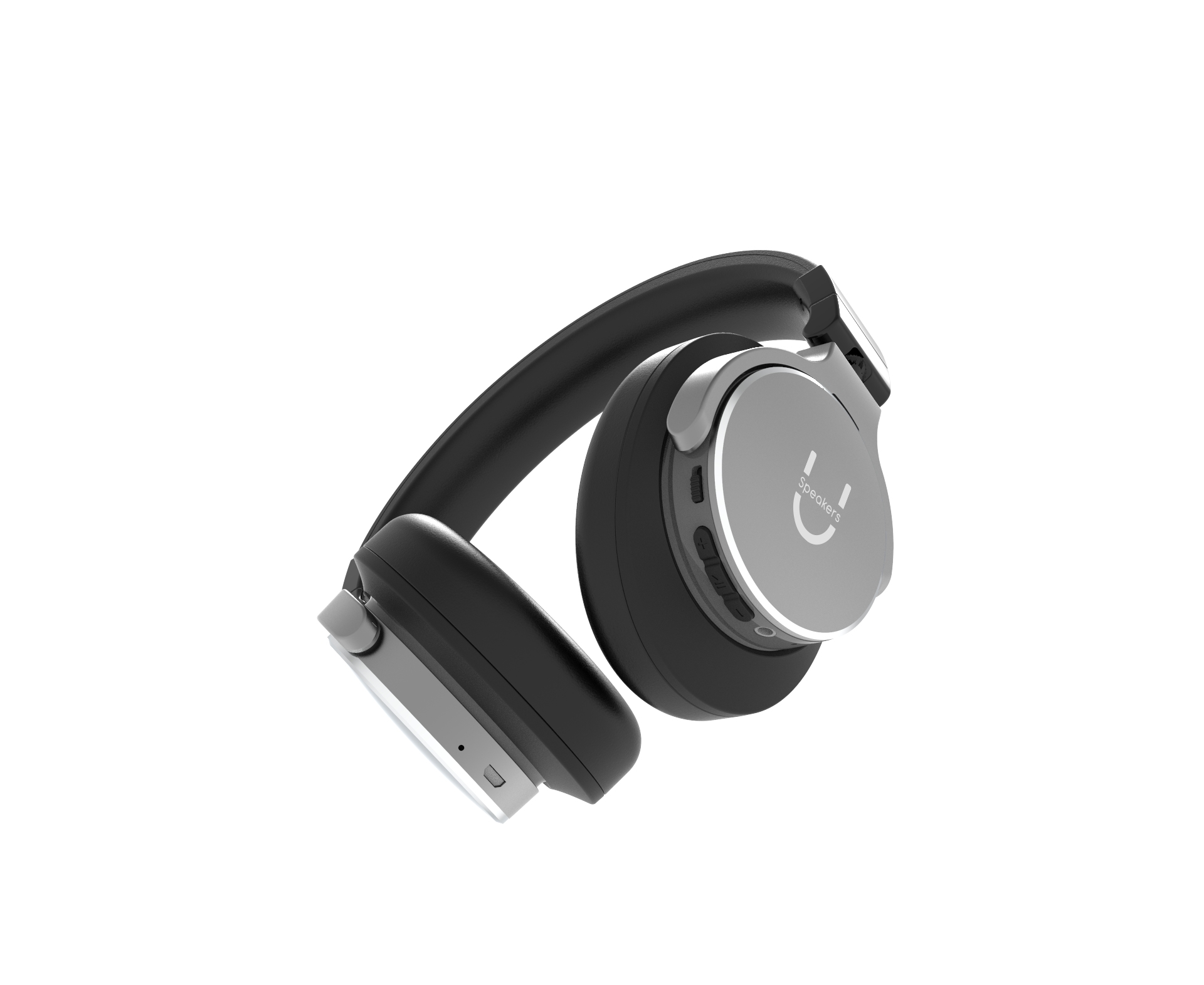 U Evolve Headphones with ANC - Space Grey|Tech - Fashionit USpeakers