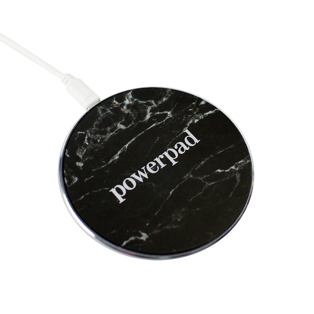 Powerpad Black Marble|Tech - Fashionit_inc