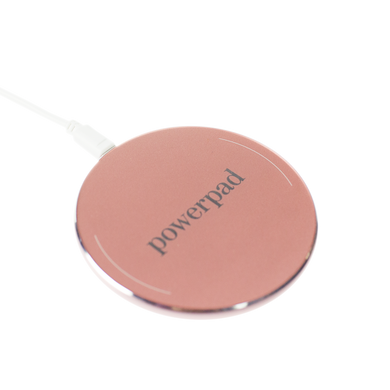 Powerpad Rose Gold|Tech - Fashionit_inc