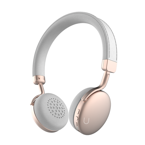 U Wireless Headphones White - Fashionit_inc