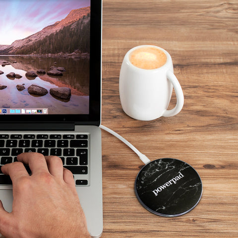 Powerpad Black Marble|Tech - Fashionit USpeakers