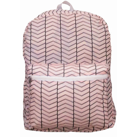 Folding Backpack in Christina