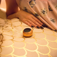 U MINI SPEAKER ROSE GOLD- exceptional sound, magnetic base and pairing option for stereo!|Tech - Fashionit_inc