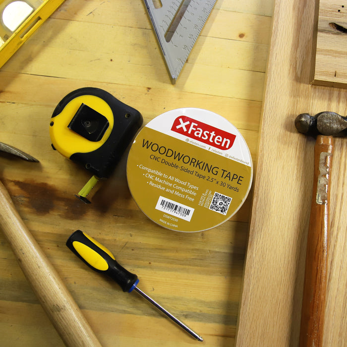Here's The Best Double Sided Woodworking Tape For Your Masterpieces - XFasten