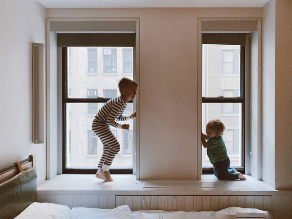 How do you keep children safe at home?