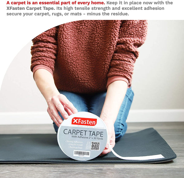 A Rug Tape for Carpets and Wooden Floors are Important on homes