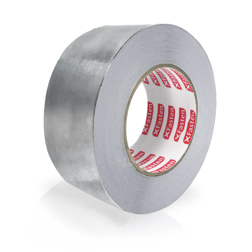 XFasten Professional Aluminum Foil Tape, 3.6 mil, 2 Inches x 55 Yards