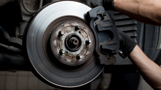 Signs That You Need New Brake Pads