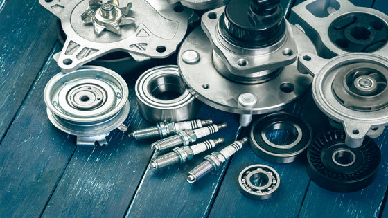 The Ten Most Commonly Replaced Car Parts