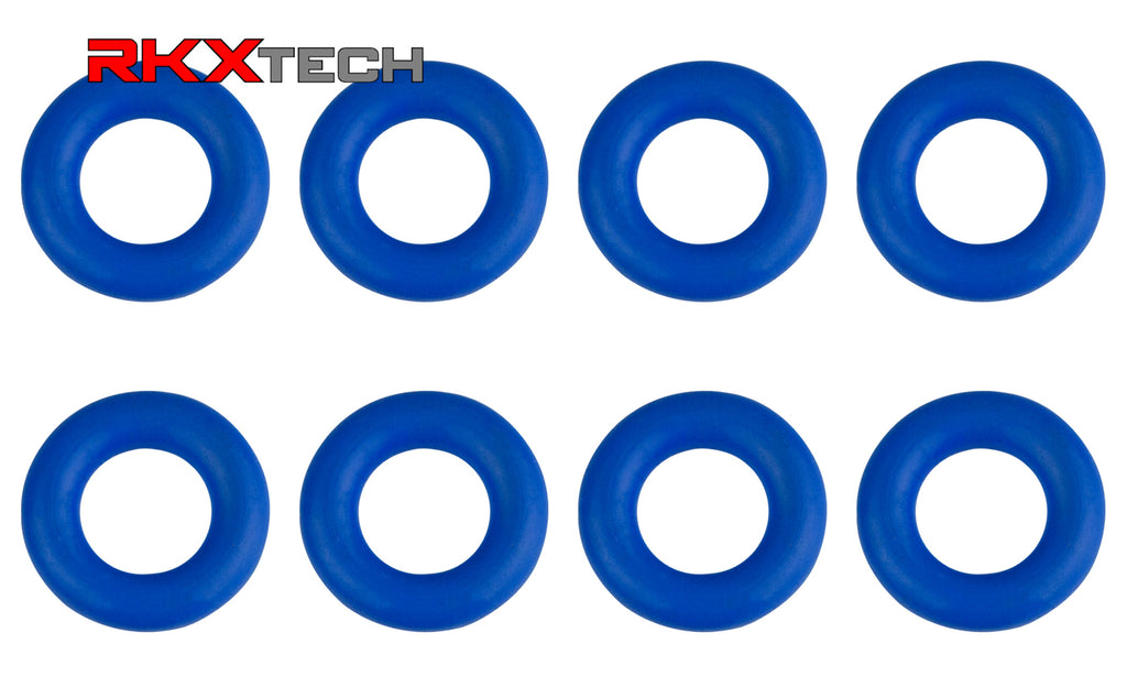 RKX Fuel Injector O ring Seal X8 for VW Audi 4.2L V8 engine 06E998907G