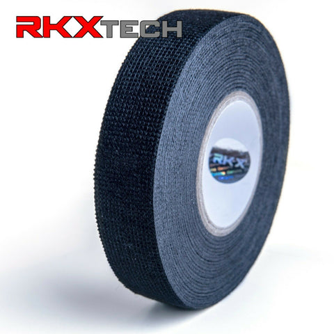 RKX flannel backed tape has many automotive uses such as wiring harness looms car audi engine bays ect