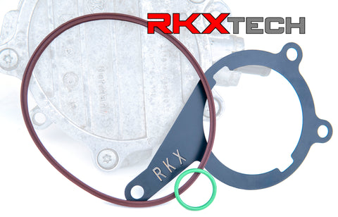 RKX vacuum pump seal kit for the Audi 3.0T and 3.2L supercharged engine found in the S3 q5 SQ5 Q7 A6