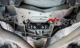 installed rkx transmission mount insert b8 a4 s4 q5 sq5