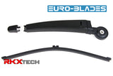 EURO-BLADES VW Touareg Rear wiper arm with blade & mount