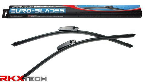 Euro blades For Audi B7 A4 wiper blade set 4B1955425C 4B0998002