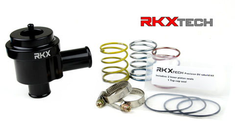 RKX VW & Audi 1.8T 2.7T Precision machined turbo diverter valve