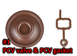 VW & Audi 3.6 & 3.2 Engine Valve Cover PCV Valve Diaphragm